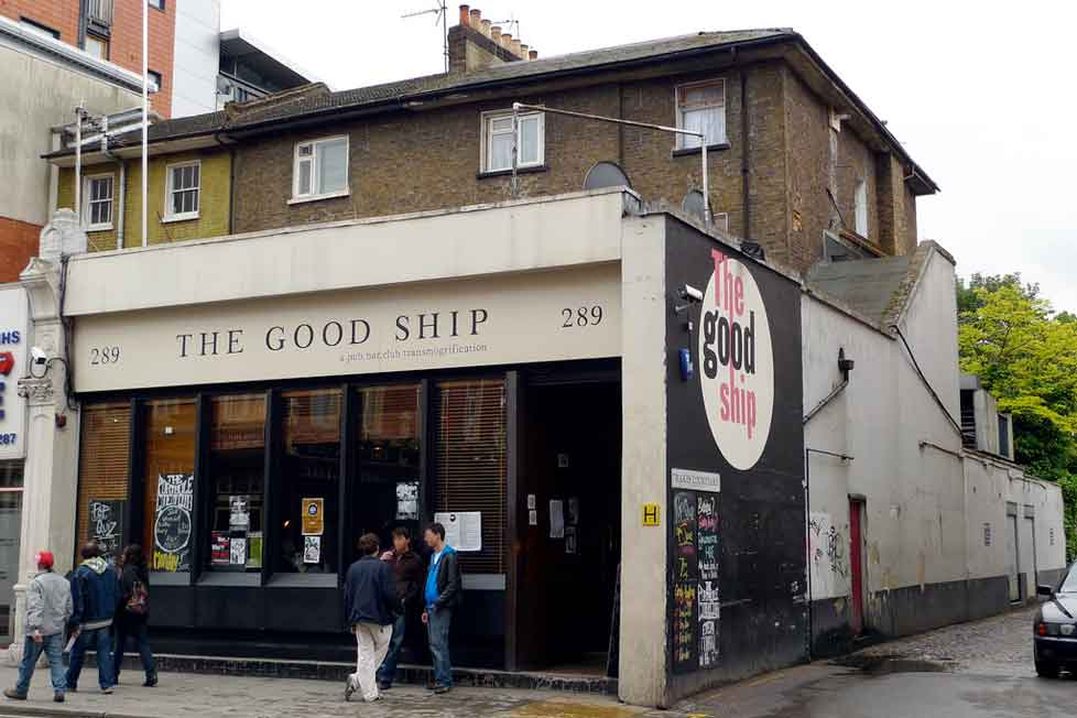 The Goodship music venue at risk of closure