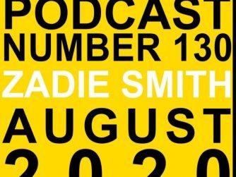 Ep.130 - Zadie Smith - The Adam Buxton Podcast